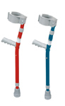 Forearm Steel Crutches DR10407