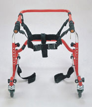 Safety Roller Ankle & Seat Support DR1060CE