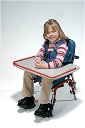Two-Piece Footrest for First Class School Chair DR2028FC
