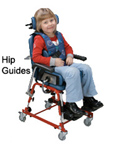 First Class School Chair Hip Guides