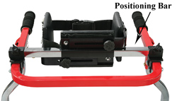Posterior Positioning Bar DR1054CE