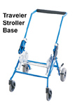 Traveler Stroller Base for MSS Tilt & Recline Seat DRMS5000