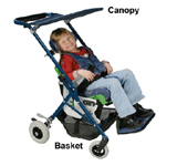 Canopy for Traveler Stroller Base DRMS5510