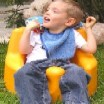 Childrite Special Needs Chair KE93020