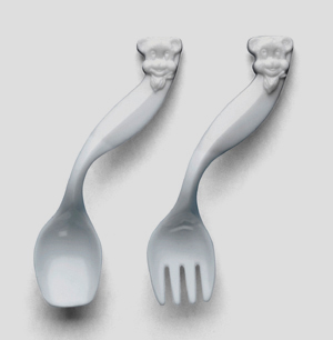 Pediatric Easy Grip Cutlery MA746330