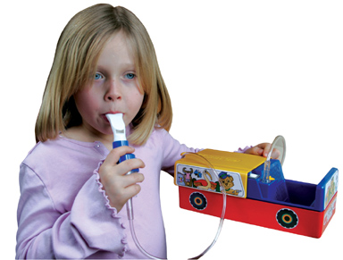 Aire Bus Pediatric Nebulizer DR18010